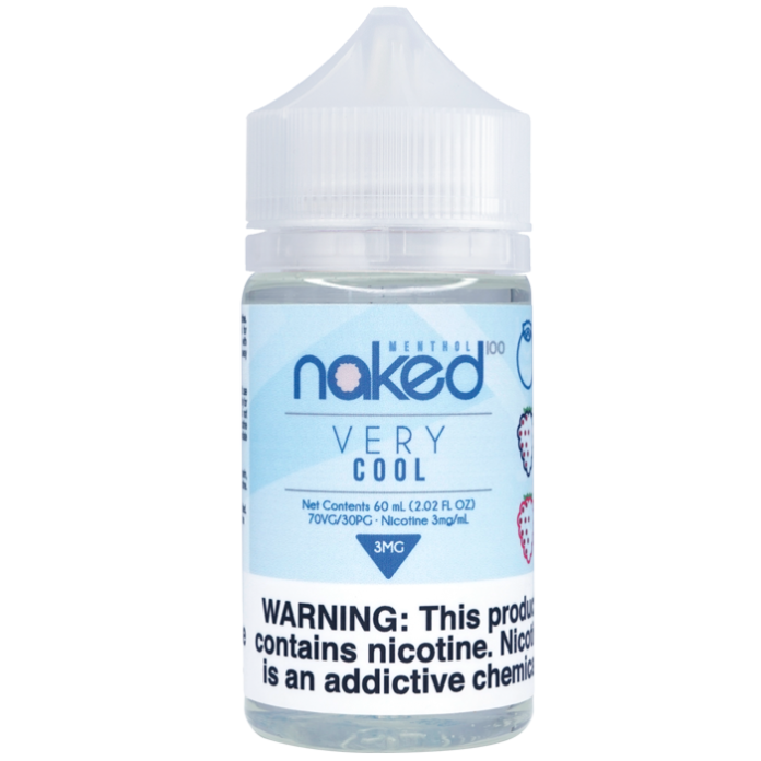 Very Cool E-Juice by Naked 100 Review